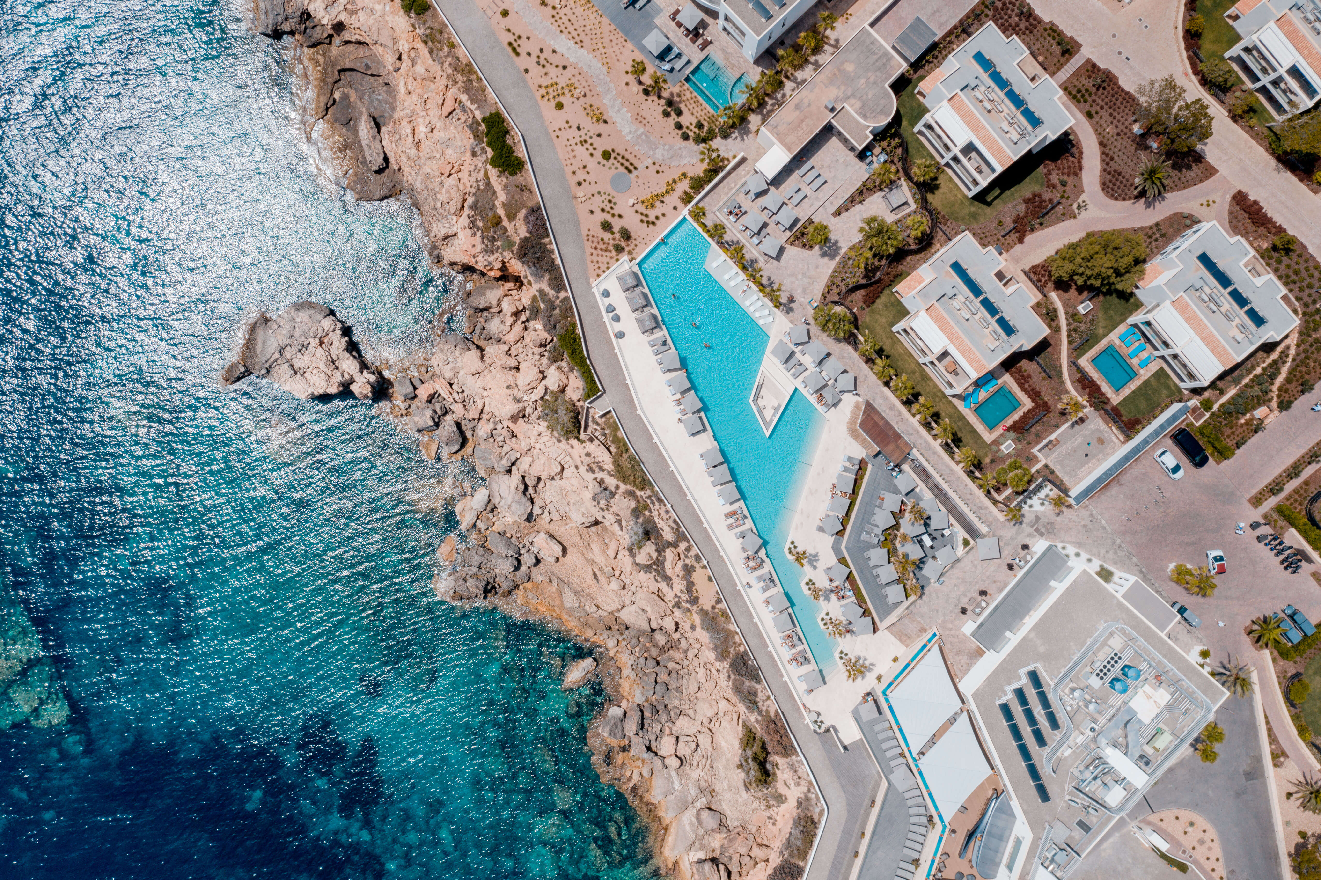 7Pines-Resort-Ibiza-Aerial