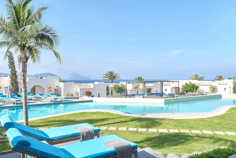 Nuestras Piscinas | 7Pines Resort Ibiza