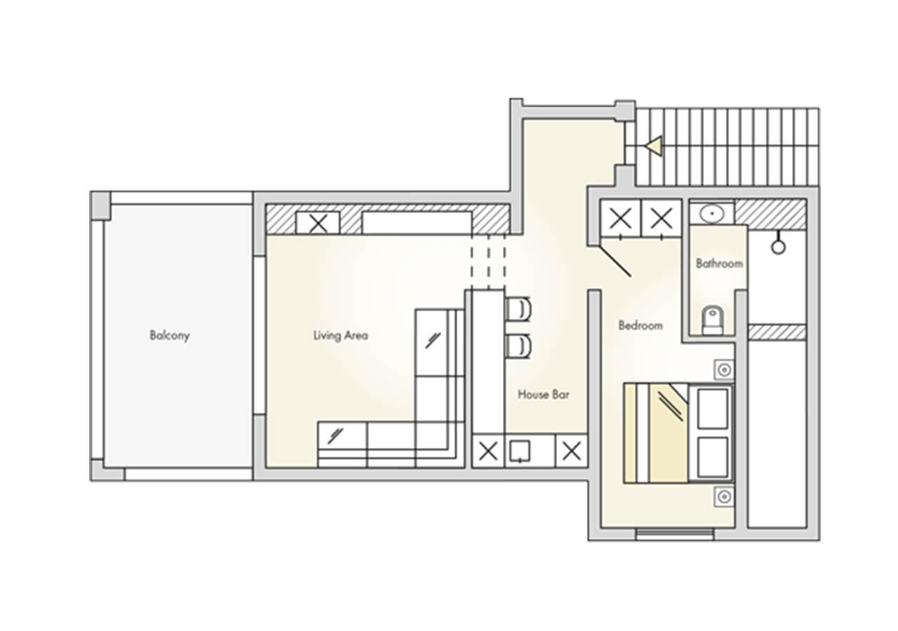 Floorplan-Resort-Suite