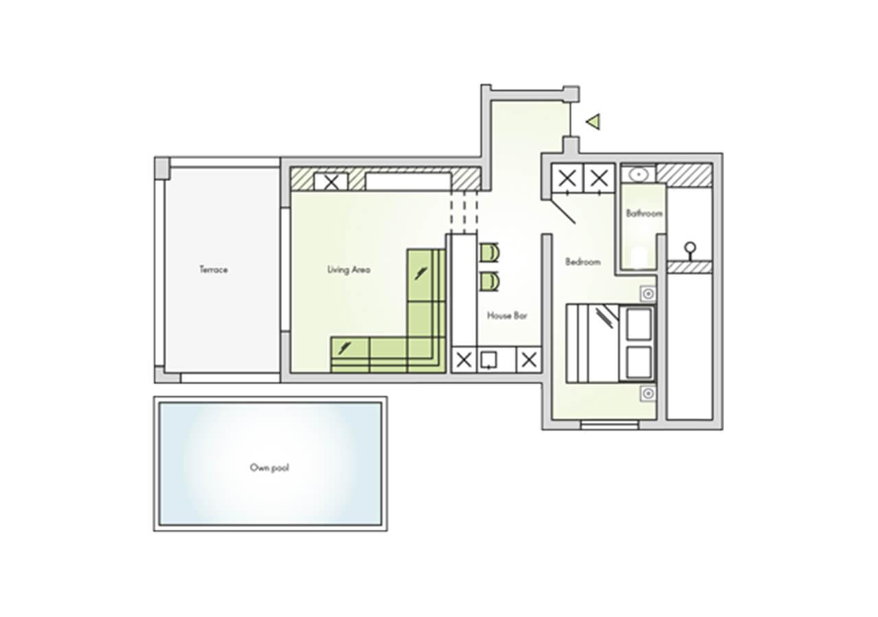 Floorplan-Garden-Pool-Suite