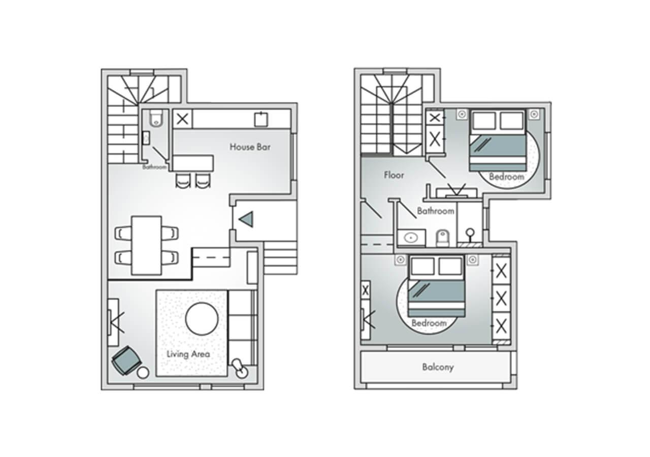 Floorplan-Cliff-Suite-Duplex