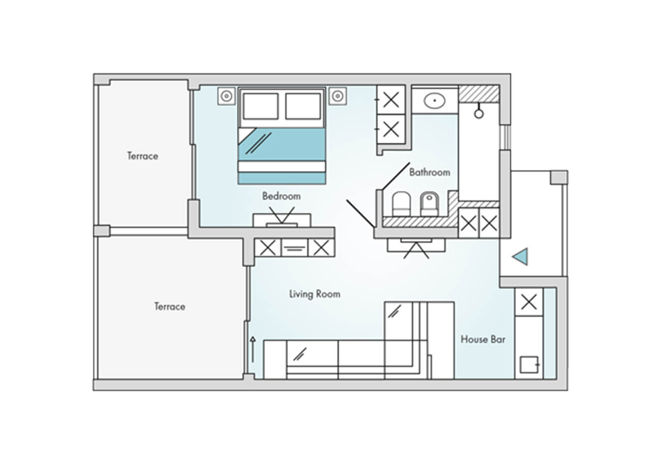 Floorplan-Laguna-Suite